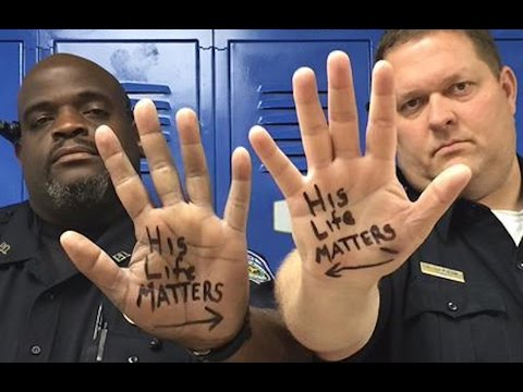 Cops: Black Lives Aren't The Issue, Fat Lives Are
