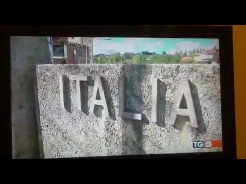 Servizio Tg5 su San Marino del 18.11.2017