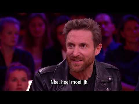 Guetta over Avicii: 'Ik heb geleerd om nee te zeggen&39; - RTL LATE NIGHT MET TWAN HUYS