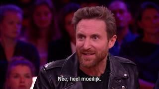 Guetta over Avicii: 'Ik heb geleerd om nee te zeggen' - RTL LATE NIGHT MET TWAN HUYS