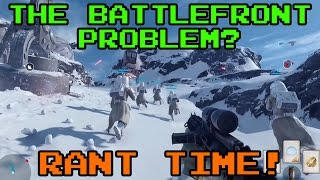 The Battlefront Problem...
