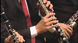 "Solo Clarinet ""The Miraculous Mandarin"" B.Bartok"