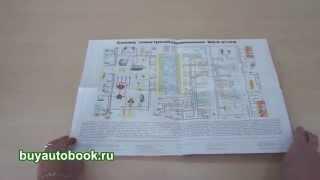 Схема электрооборудования Ваз 2105