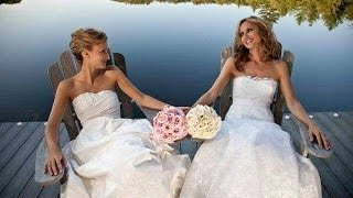 The Coolest Same-Sex Female Power Couples | Lesbian Married Couples