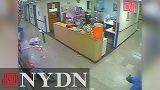 Nurses Abuse Patient at Peninsula Nursing and Rehabilitation Center