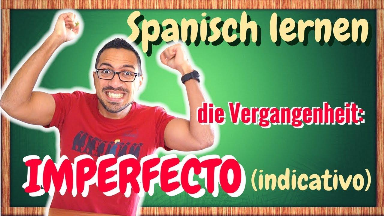 Vergangenheit Spanisch