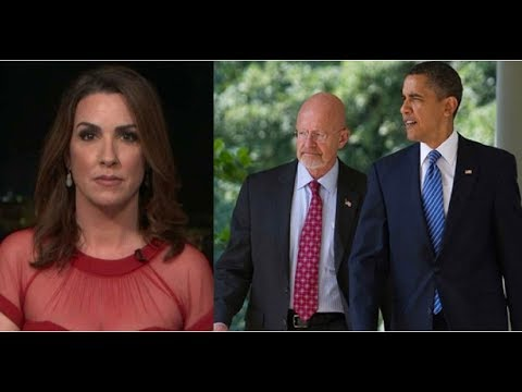 SARAH CARTER JUST UNCOVERED OBAMA AND CLAPPER'S DEEP TIES TO DOSSIER!