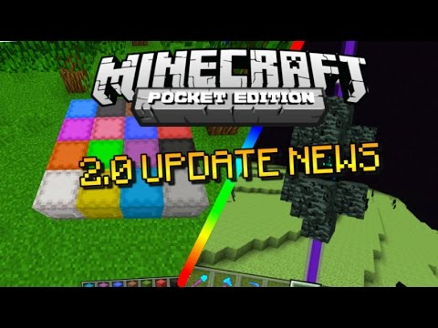 Mcpe 2 0 0 Minecraft Pe 2 0 0 Update News Mcpe 2 0 0 Secret