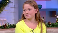 Obese Girl Loses 66 Pounds, Maintains Healthy Weight and Diet   Good Morning America   ABC News
