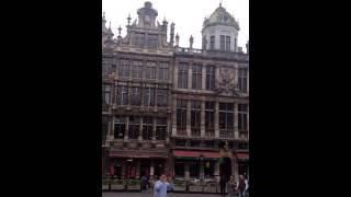 Grand Platz in Brussels