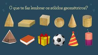 Sólidos Geométricos (Poliedros e não poliedros)