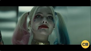 BREAKING NEWS - Margot Robbie in Gotham City Sirens