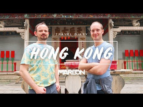 THINGS TO DO IN HONG KONG 2018  (Temples, Parks and Boat rides)