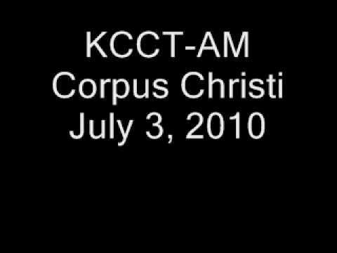 KCCT-AM_Corpus_Christi,_July_3,_2010