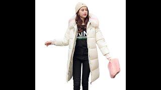 Зимняя парка с капюшоном velve женская утепленная верхняя одежда утягивающий хлопковый жакет женский