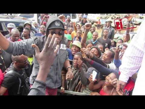 BUSY SIGNAL IN MACHIPISA ZIMBABWE (Africa is trending)