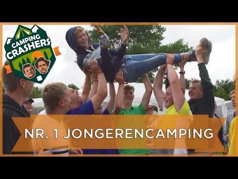 Camping Crashers - Duin en Strand Renesse   Bucket Boys