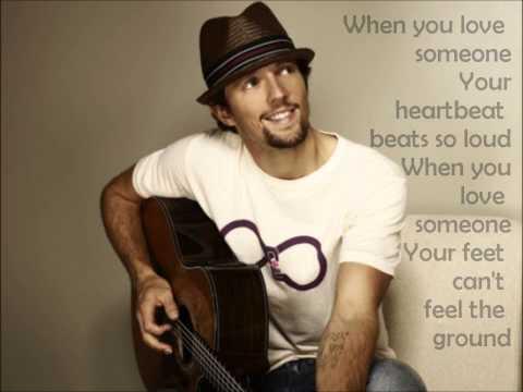 Jason Mraz- Love Someone (Lyrics)