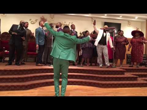 James Hall & Worship & Praise - Sovereign (reprise)