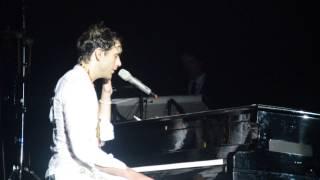 MONOLOGO DIVERTENTE MIKA E LE ZANZARE!!  - MIKA live in Taormina 23 / 07 / 15 HD