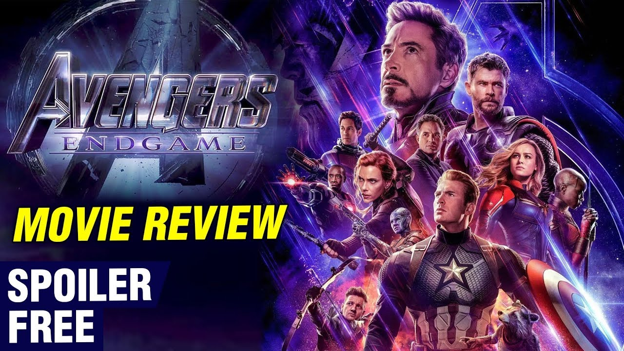 Avengers Endgame Movie Review (Spoiler Free) | Russo Brothers | Marvel | Thanos, Iron Man | Stan Lee