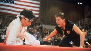 Karate Kid 3 (1989) FINAL DO TORNEIO DANIEL X MIKE BARNES