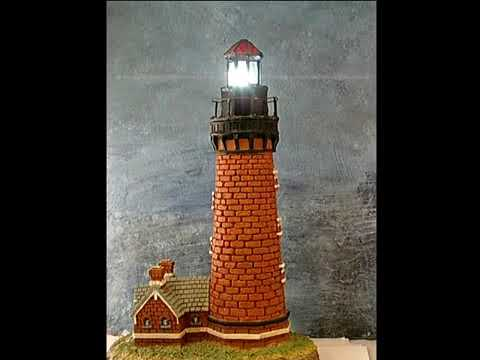 Light for your Lighthouse Miniatures