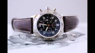 The French Naval Aviation Forces Watch - Breguet Type XX Transatlantique