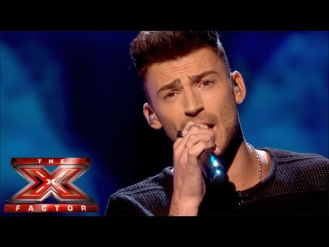 Jake Quickenden sings Patrick Swayze's She's Like The Wind | Live Week 3 | The X Factor UK 2014