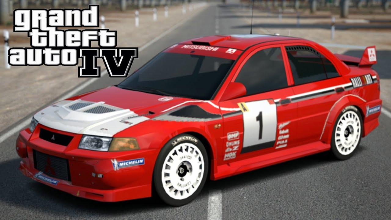 2000 mitsubishi lancer evo vi rally wrc beta youtube - Mitsubishi Lancer Evo 2000