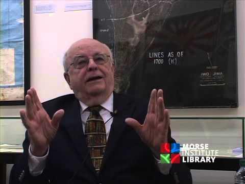 L. Kirby World War II veteran U.S. Marine Corps Natick Veterans Oral History Project