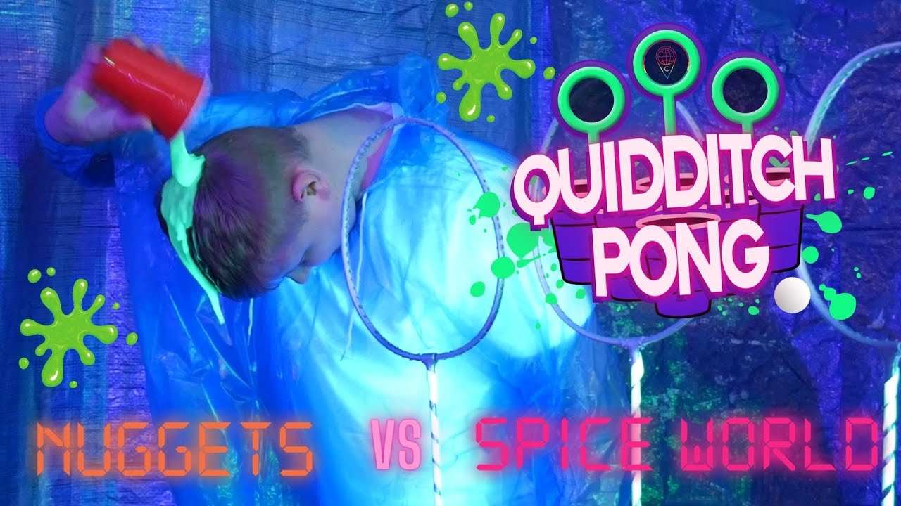 Quidditch Pong Quarter Final
