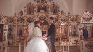Свадьба 2015 Лоскутовы Максим и Наталья