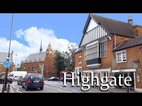 Highgate London Tour