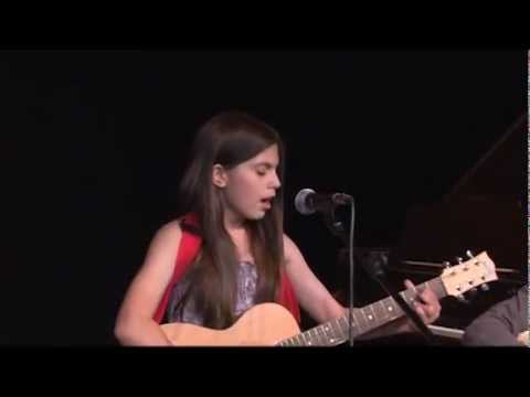 End of Year Concert, December 2012, Sample Fragments. Singing and guitar