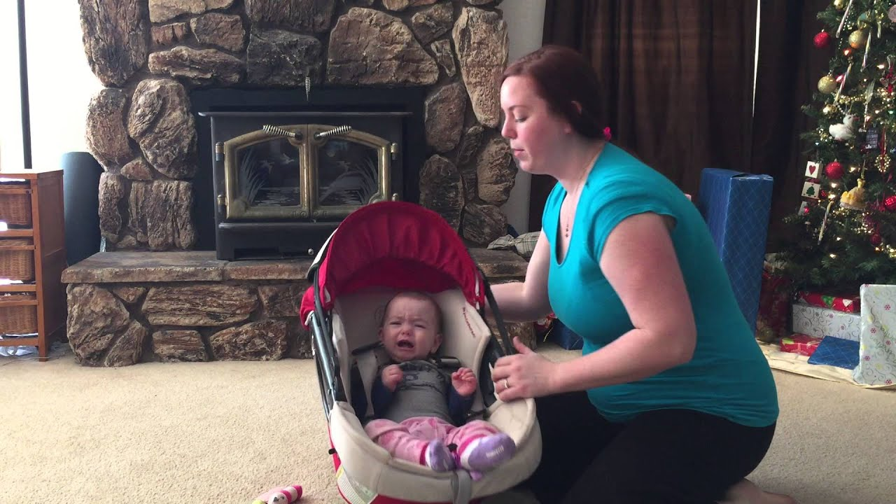 Infant Car Seat How To Loosen And Tighten Straps