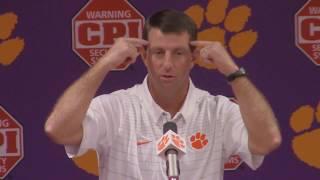 TigerNet: Swinney rants on recruiting 'narrative' with Ryan Carter