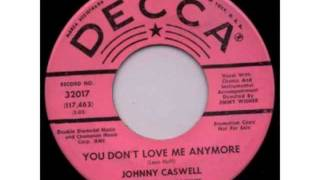 JOHNNY CASWELL - YOU DON