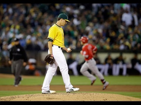 Oakland Athletics Pitcher Tommy Milone Ask