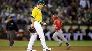 Oakland Athletics Pitcher Tommy Milone Ask