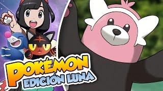 ¡El abrazo del oso! |#21| Pokemon Luna (N3DS) en Español