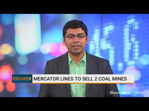 Mercator Lines May Raise Rs 1,000 Crore From Coal Mine Stake Sale