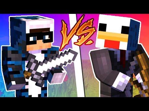 BELLAFACCIA vs KENDAL - Minecraft ITA