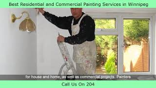Painters and Decorators in winnipeg | Painting and Decorating Contractors