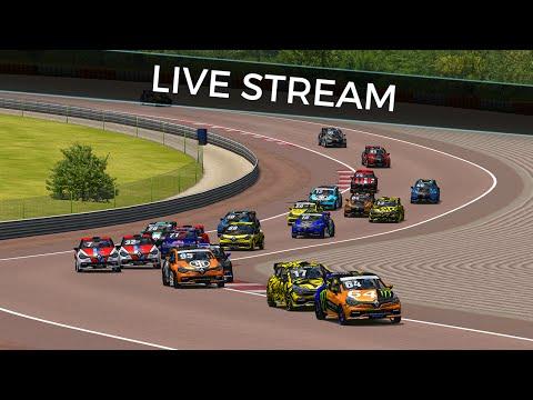 rFactor Clio Cup: France - Dijon-Prenois Live Stream (R2)