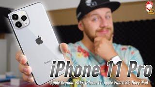 📱 Nový Apple iPhone 11 (Pro): Vše co potřebuješ vědět z  Keynote | WRTECH [4K]