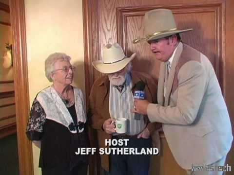 Jeff Sutherland of Jeff's Startalk  Honoring Harry Carey Jr. Part 2