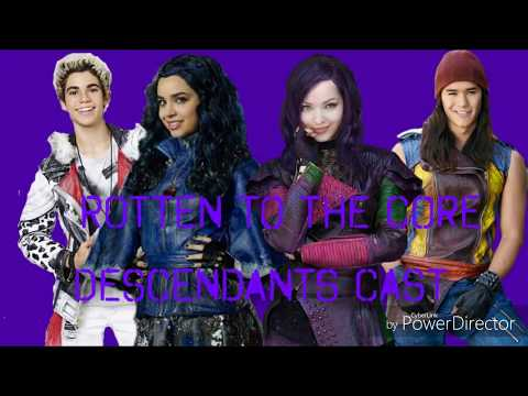 Rotten to the core lyrics-Descendants cast