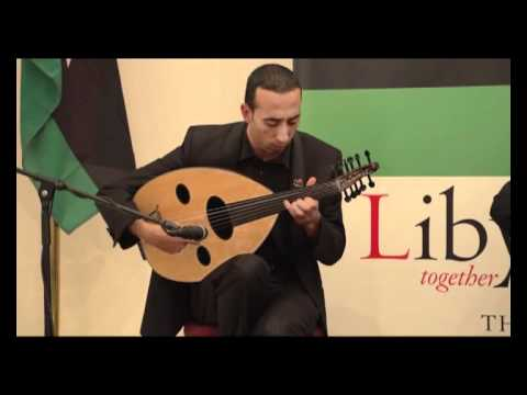 A Night of Libyan Poetry and Music -  Part 3 Music
