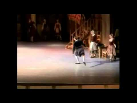 Ballet in Ukraine. Viktor Shcherbakov
